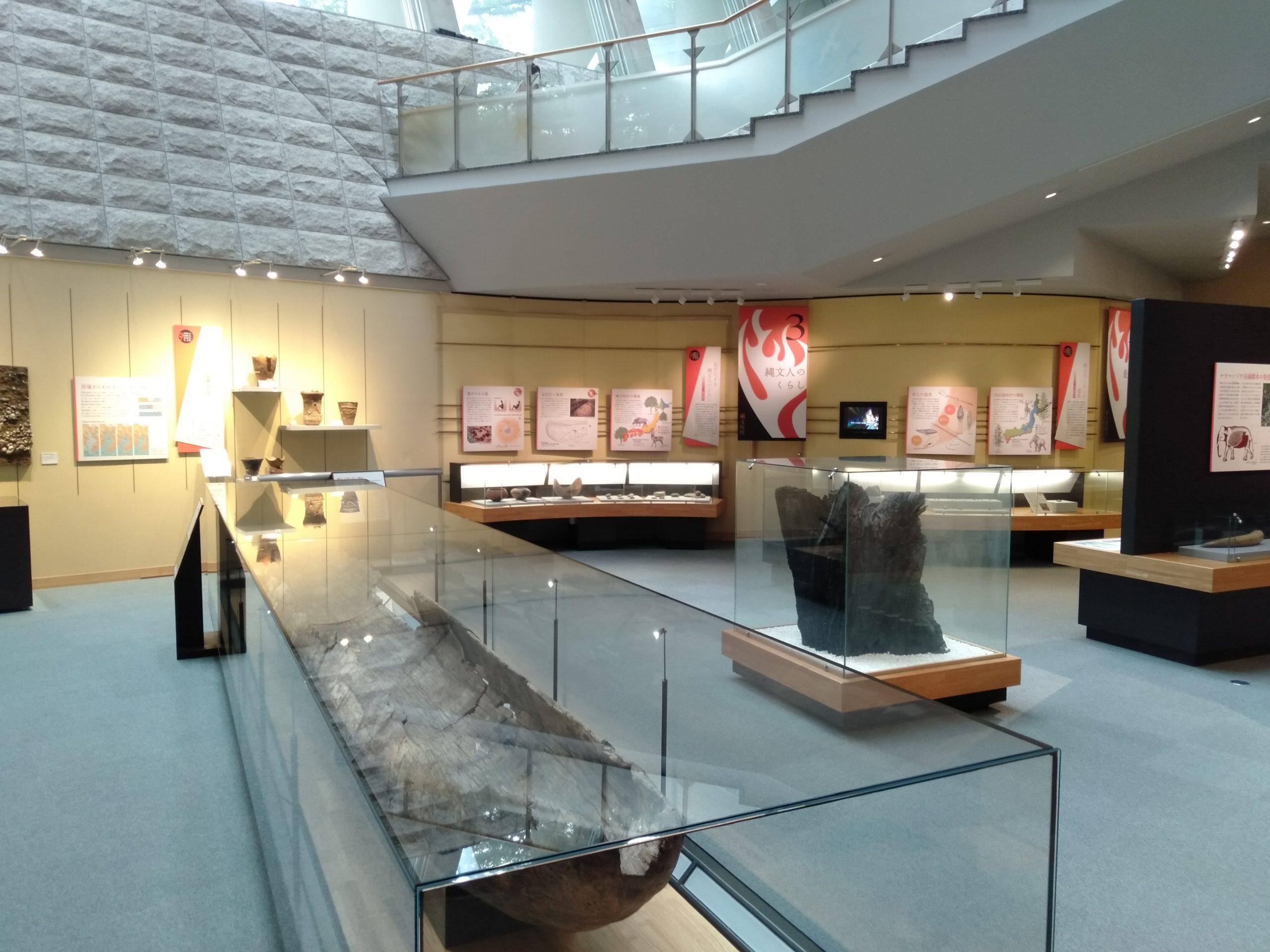 【課外活動】參觀飛鳥山博物館